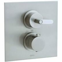 Cifial 221.614.620 Techno Thermostatic Valve Trim w/ Volume Control Sati... - $220.00