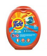 Tide PODS Laundry Detergent Liquid Pacs, Clean Breeze Scent, HE Compatib... - $30.99