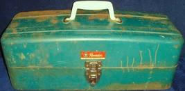 Vintage•Western Auto Stores•Revelation•Aqua Green•Tackle Box •Excellent ... - $49.99