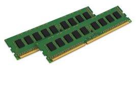 Kingston Value Ram 2 Gb 667 M Hz DDR2 Non-ECC CL5 Dimm (Kit Of 2) -Retail - $24.74