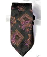 WemSilk by Wembley  Men's Blended Fabrick Necktie Neck Tie Textured - $10.93