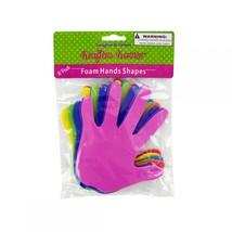8 Pack Foam Craft Hand Shapes CC452 - $52.31