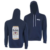 Modelo Stained Glass Can Navy Hoodie Blue - $44.98+