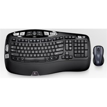 Logitech Keyboard and Mouse 920-002555 Wireless Wave Combo MK550 2.4GHz ... - $85.10