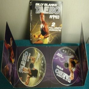 Billy Blanks' Tae-Bo Amped: 2 Workouts on 2 Dvd