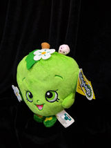 Shopkins Plush Lot of 3 New with tags. Ice Cream Bar, Cookie, Green Apple image 5