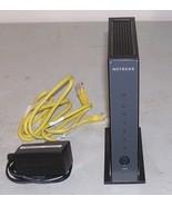 NETGEAR Four Port Wireless Router N 300 WNR 2000 v3 - $14.84