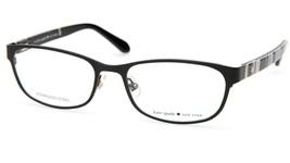 NEW Kate Spade JAYLA 0QG9 Black Eyeglasses Frame 52-17-135mm - $44.09