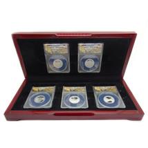 2011-S Silver Proof National Park Quarters Limited Edition, PR70DCAM, Se... - $206.25