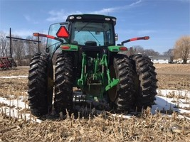 2013 JOHN DEERE 6170R For Sale In Mondovi, Wisconsin 54755 image 3