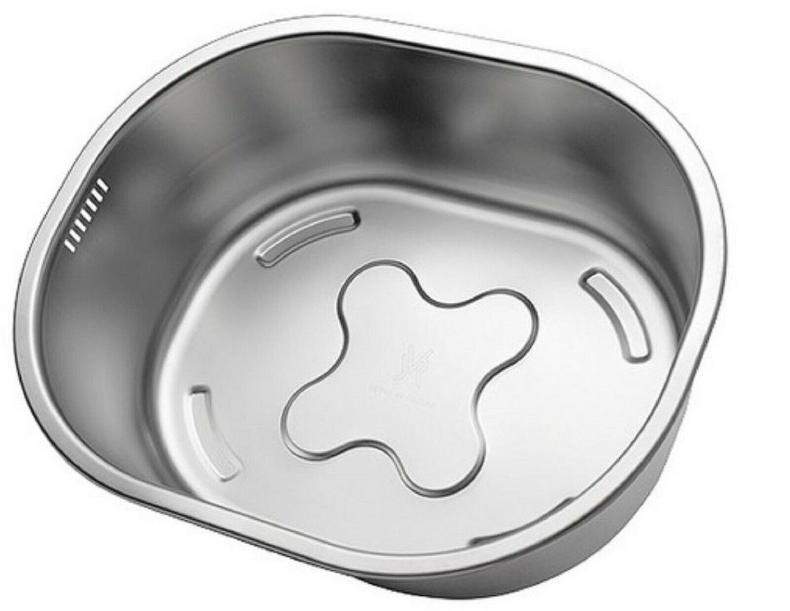 Incroma Stainless Steel Dishpan Basin Dish Washing Bowl Bucket Basket Tub