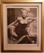 "Beautiful Framed and Matted Marilyn Monroe Portrait! 8"" x 10"" - $15.99"