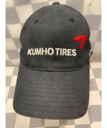 KUMHO TIRES Driven Beyond The Expected Adjustable Adult Cap Hat - $12.12
