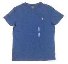 Polo Ralph Lauren Men V-Neck Modern Classic-Fit T-Shirt Tee Mens Royal Heather - $23.36+