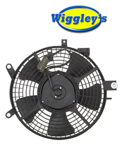 A/C FAN ASSEMBLY GM3113112 FOR 95 96 97 98 99 00 01 CHEVY/GEO METRO ISUZU SWIFT image 1