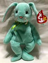 TY BEANIE BABY HIPPITY, BIRTH DATE 6/1/1996, P.E. STYLE 4119 - NEW OLD S... - $9.99