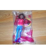 Barbie Fashionistas Boho Fringe Doll Mini Figure #5 McDonald's Toy 2017 New - $9.00