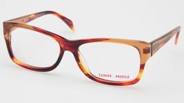New Alain Mikli ML0945 0002 RED/BROWN Eyeglasses Frame 55-16-144mm B38mm - $78.20