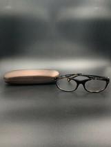 NEW COACH HC 6034 5001 Topaz Eyeglasses Frame Dark Tortoise ~ 52-17 FAST... - $39.59
