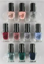 New E.L.F. 10 Piece Nail Set Mix and Match Gorgeous Nail Polish Kit B70121-1 NIB image 2