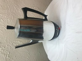 Westinghouse Vintage Electric Percolator Coffee Maker Pressure Flo HP73-... - $32.68