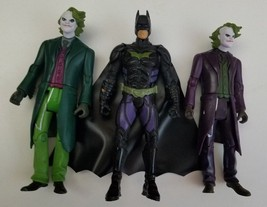 "The Joker Batman Movie Masters 6"" Loose DC Universe Comics Mattel Dark K... - $24.14"