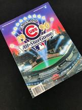1990 Wrigley Field MLB All-Star Game Program Unscored - $9.90