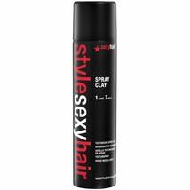 Sexy Hair Clay Texturizing Spray 4.4oz NEW - $19.79