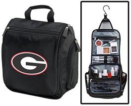 University of Georgia Toiletry Bags Or Hanging Georgia Bulldogs Shaving ... - $34.26