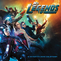 DCs Legends of Tomorrow TV Series Photo 16 Month 2018 Wall Calendar NEW ... - $7.37