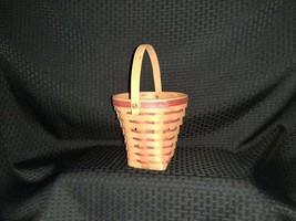 Longaberger 1996 Sweetheart Bouquet Basket - $23.77