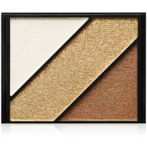 ELIZABETH ARDEN Eye SHADOW Trio BRONZED TO BE 08 Gold White Frost Bronze... - $23.03