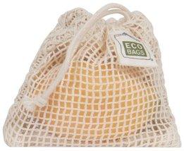 ECOBAGS Natural Cotton Soap Bag - $5.50