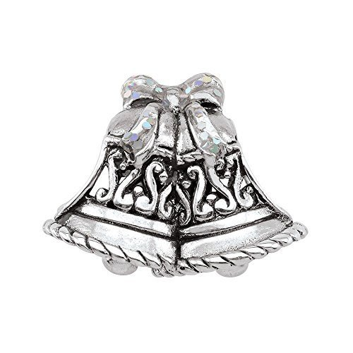 Persona 925 Sterling Silver Wedding Bells Charm Bead H14455P1