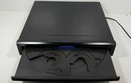 Onkyo 6 Disc Carousel DVD/ CD Changer DV-CP701 with Remote Tested image 4