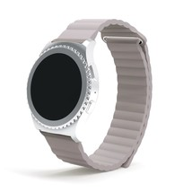 Samsung Gear S2 Classic SM-R732/R7320 Watch Band, AWStech Genuine Leathe... - $17.18