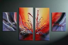 Color spill invade paint / acrylic paint / pattern paint/ African paint - $110.00