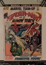 Marvel Team-Up #2 1972 - $25.77