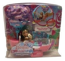 "Barbie ""Chelsea"" DreamTopia with Magical Dreamboat  - $39.99"