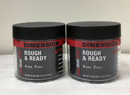 Sexy Hair Rough & Ready 4 Shine 7 Hold Styling Pudding 4.4 oz (pack of 2) - $34.64