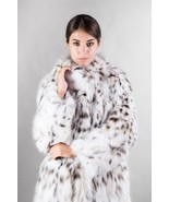 Lynx Fur Coat Snow Queen - $24,750.00