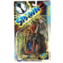 Spawn Series 8 Grave Digger McFarlane Toys Action Figure Sealed 1997 Horror - $11.83