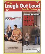 50 First Dates/Big Daddy (DVD, 2015, 2-Disc Set) Free USA Shipping - $5.68