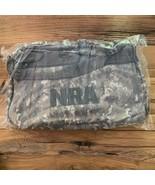 NRA Digital Camo Bag NRA Logo Duffle Tote Ammo Hunting Gym Travel Free S... - $34.65