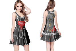 Fighter Knocked Out Satanic Reversible For Women - €20,83 EUR+