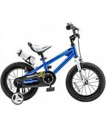 RoyalBaby BMX Freestyle 14-inch Kids' Bike With Training Wheels - $145.95