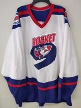 Crossbar Authentic Prince Edward Island Rocket Hockey Jersey Sz XL - $70.13
