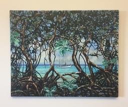 Acrylic Painting by Glenn Wilcox - $375.00
