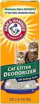 ARM & Hammer Cat Litter Deodorizer - $9.00