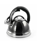 Mr. Coffee Kelton 2 Quart Stainless Steel Whistling Tea Kettle - $48.25